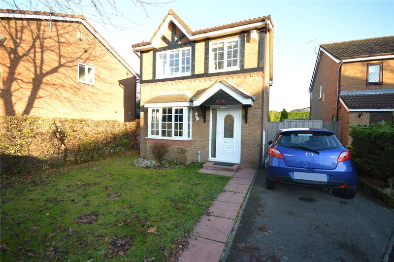 3 Bedrooms Detached House for sale in Germander Close, Halewood, Liverpool, L26
