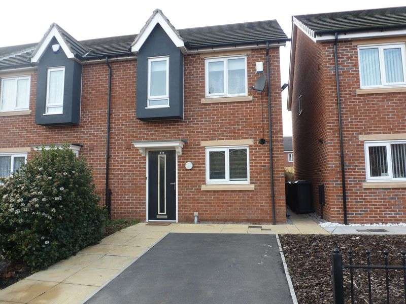 2 Bedrooms Semi Detached House for sale in Queens Road, Bootle