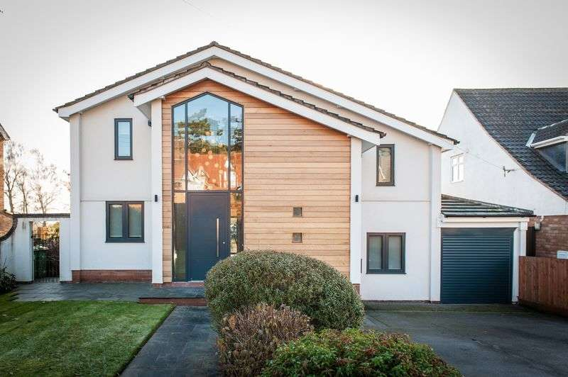 4 Bedrooms House for sale in Hill Wootton Road, Leek Wootton