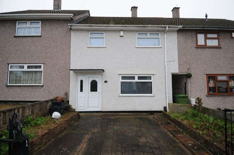3 Bedrooms Terraced House for sale in Craydon Grove, Stockwood, Bristol, BS14