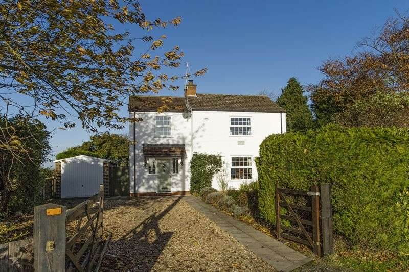 3 Bedrooms Cottage House for sale in Old Leake, Lincolnshire