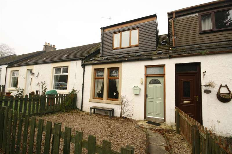 1 Bedroom Terraced House for sale in Craigrigg Cottages, Bridgehouse, Westfield, Bathgate