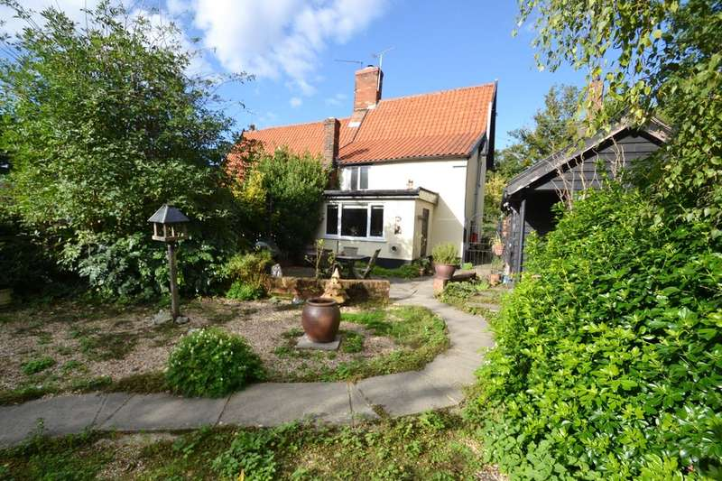 3 Bedrooms Cottage House for sale in Fakenham Magna, Bury St Edmunds, Suffolk