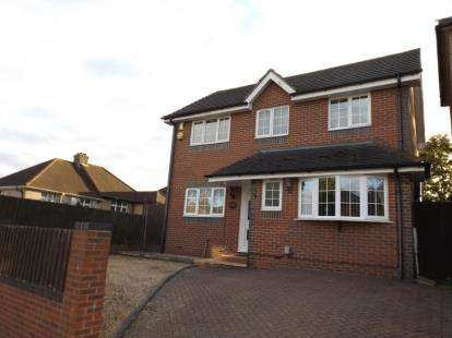 4 Bedrooms Detached House for sale in Stanford Road, Luton, Bedfordshire