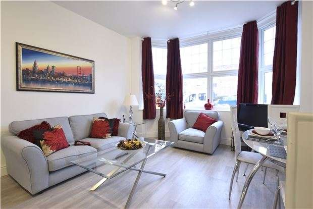 1 Bedroom Flat for sale in Buckhurst Lodge, Bexhill-on-Sea