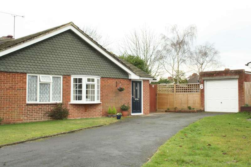2 Bedrooms Semi Detached House for sale in Roman Way, Earley