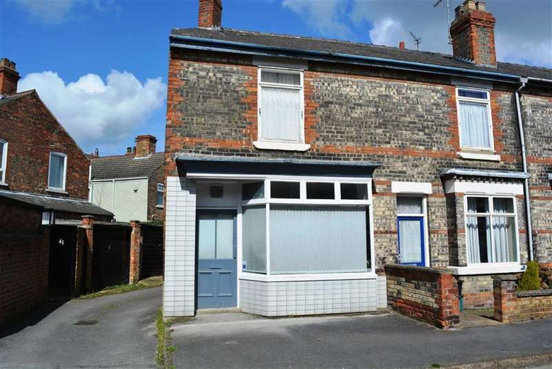 Property for sale in Newport Avenue, Selby, YO8