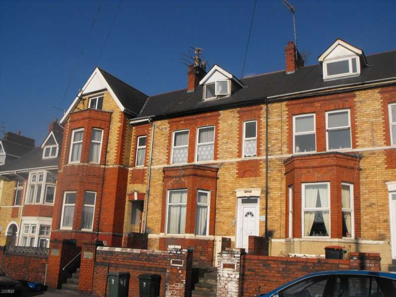 8 Bedrooms Terraced House for sale in Devon Place, Newport