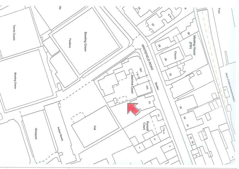 Land Commercial for sale in Whitefield Road, New Milton