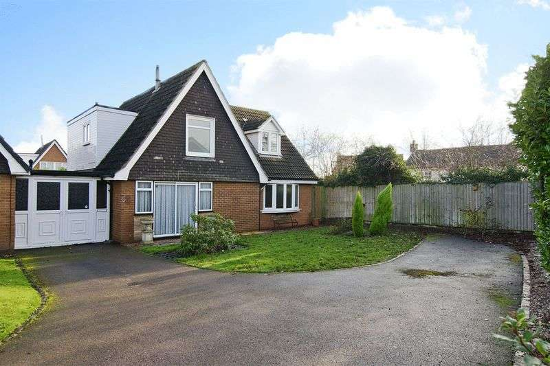 3 Bedrooms Detached House for sale in Sandford Close, Hill Ridware, Rugeley