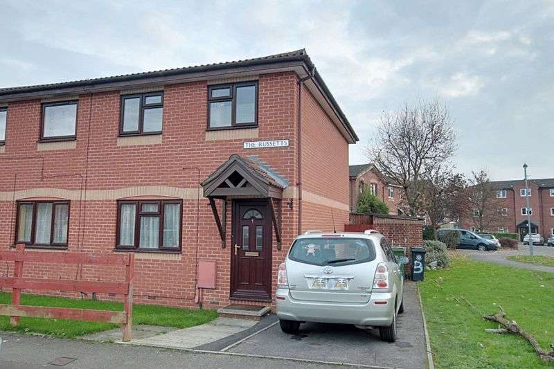 3 Bedrooms Semi Detached House for sale in Orchard Road, Trowbridge