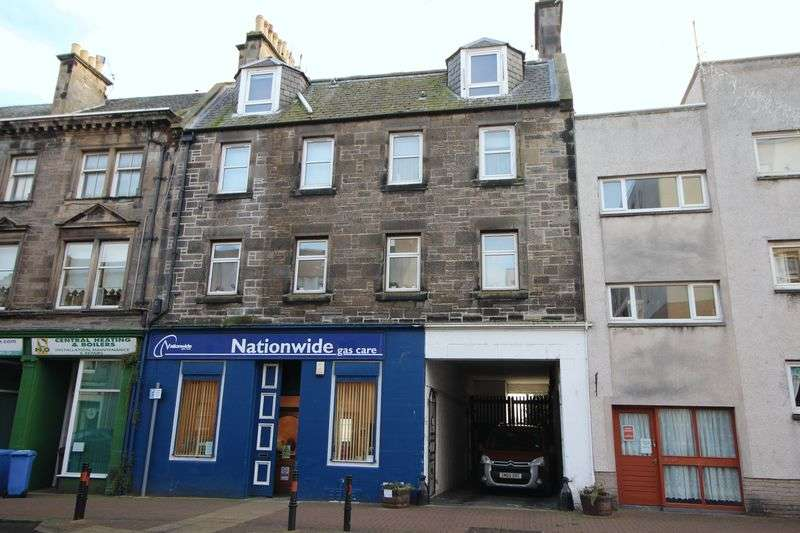 1 Bedroom Flat for sale in High Street, Kinghorn