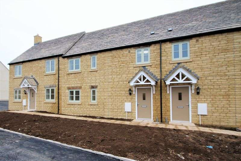 3 Bedrooms Terraced House for sale in Phillips Lea, Kemble, Gloucestershire