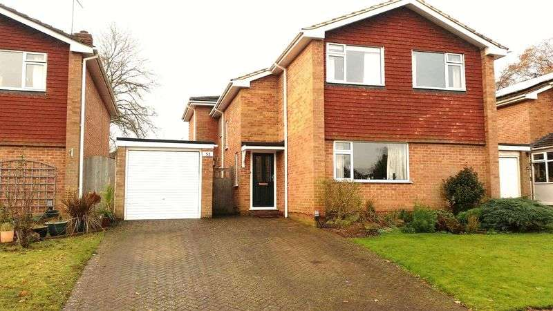5 Bedrooms Detached House for sale in Reeds Avenue, Earley