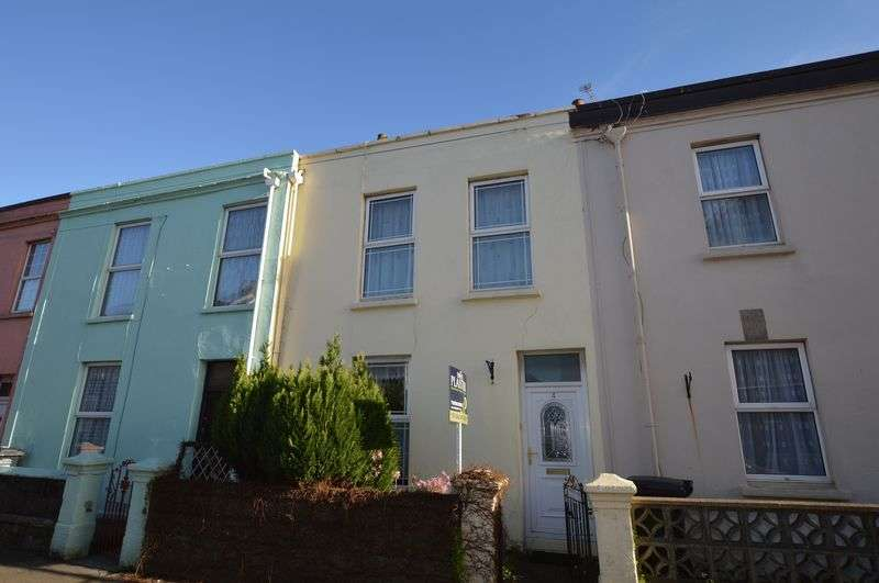 2 Bedrooms Terraced House for sale in Camden Terrace, Weston-Super-Mare