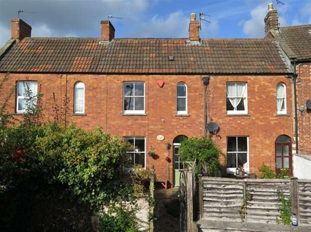 2 Bedrooms Terraced House for sale in Market Street, Wells