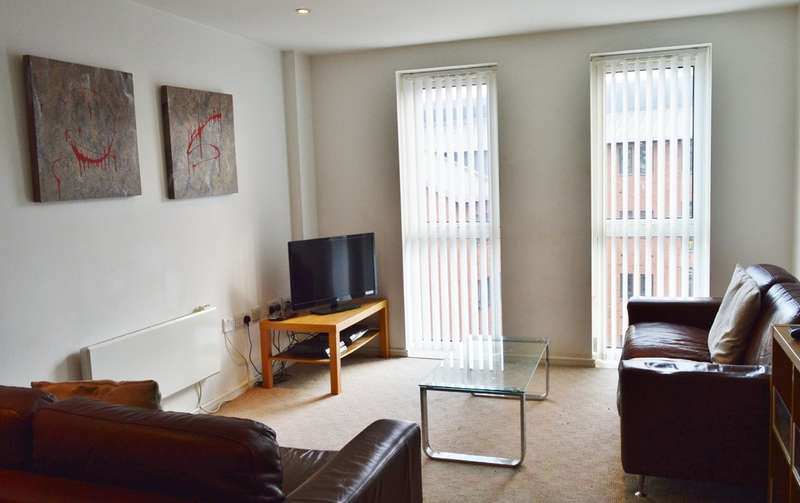 2 Bedrooms Apartment Flat for sale in Trinity One