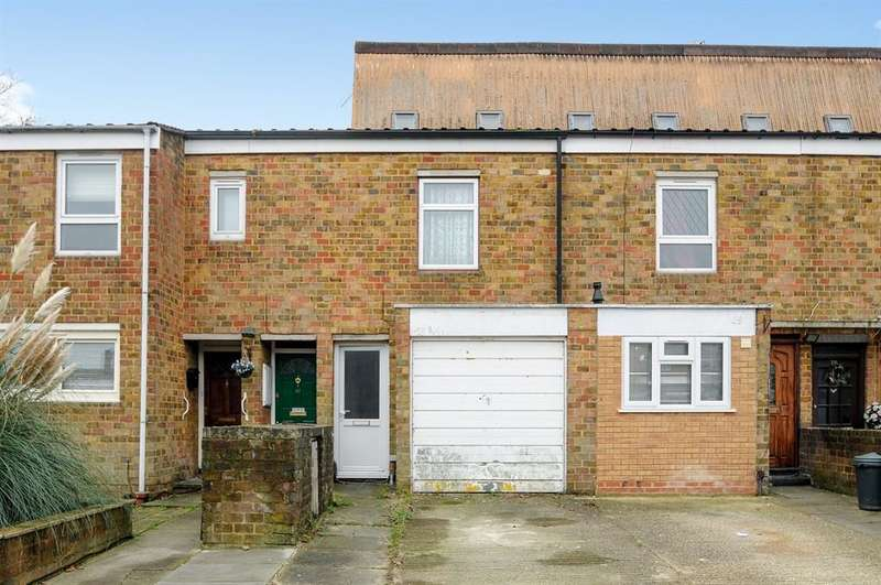 3 Bedrooms Terraced House for sale in Juniper Way, Hayes, UB3