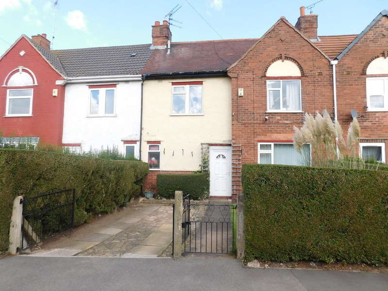 3 Bedrooms Terraced House for sale in Hibbert Crescent, Sutton In Ashfield