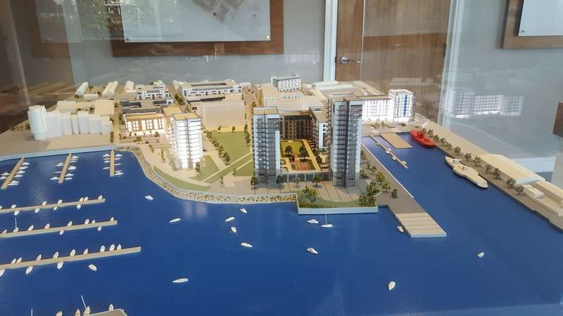 1 Bedroom Apartment Flat for sale in Pegasus Way, Victory Pier, Gillingham