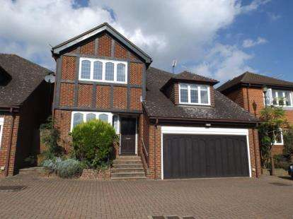 5 Bedrooms Detached House for sale in Maxfield Close, Whetstone