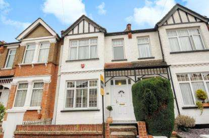3 Bedrooms Terraced House for sale in Arrol Road, Beckenham