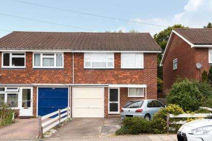 3 Bedrooms Semi Detached House for sale in Southlands Road, Bickley
