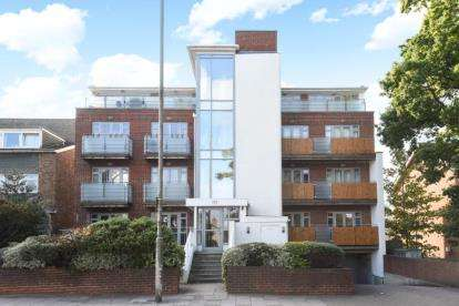 2 Bedrooms Flat for sale in Ardleigh Court, 117 London Road, Bromley