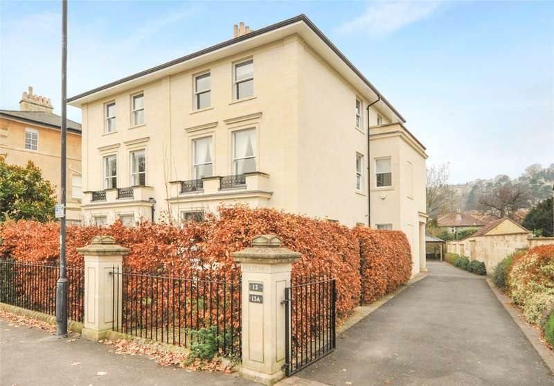 2 Bedrooms Flat for sale in Henrietta Villas, Henrietta Road, Bath, BA2