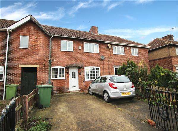 3 Bedrooms Terraced House for sale in Smeaton Road, Upton
