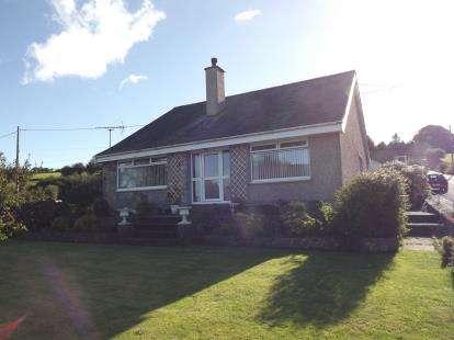 3 Bedrooms Bungalow for sale in Rhostryfan, Caernarfon, Gwynedd, LL54