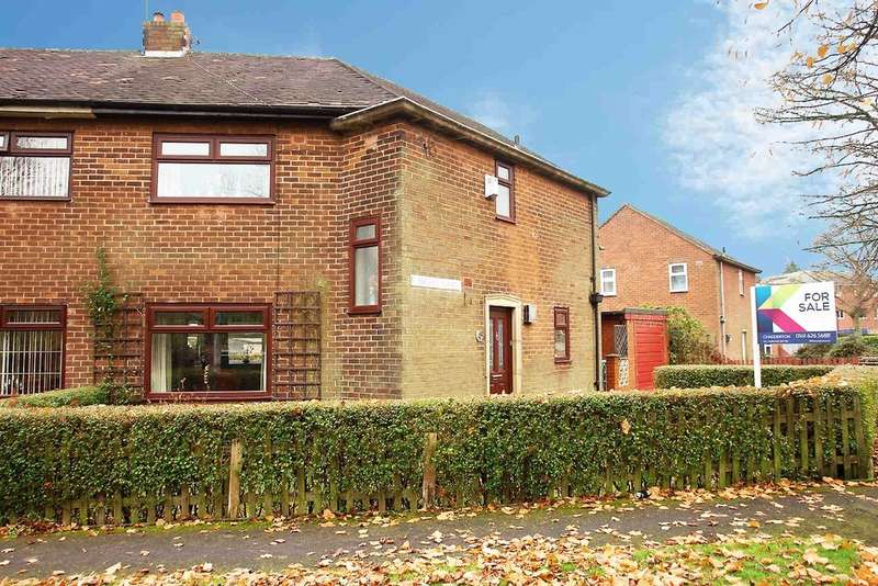 3 Bedrooms Semi Detached House for sale in 1 Near Birches Parade, Holts Village, Oldham