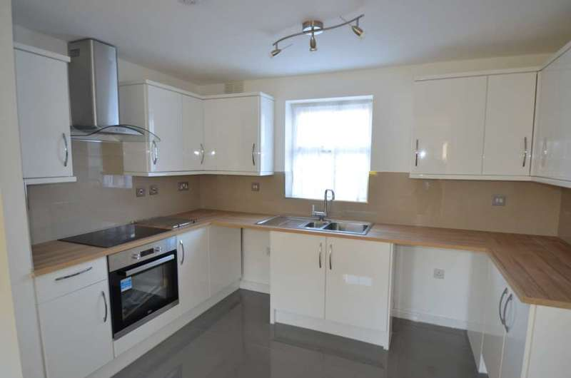 2 Bedrooms Apartment Flat for sale in Medbourne