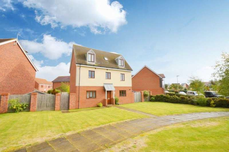 5 Bedrooms Detached House for sale in Broughton
