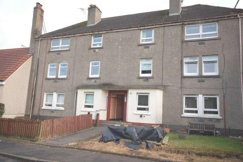 2 Bedrooms Flat for sale in Laggan Terrace, Renfrew,Renfrewshire PA4
