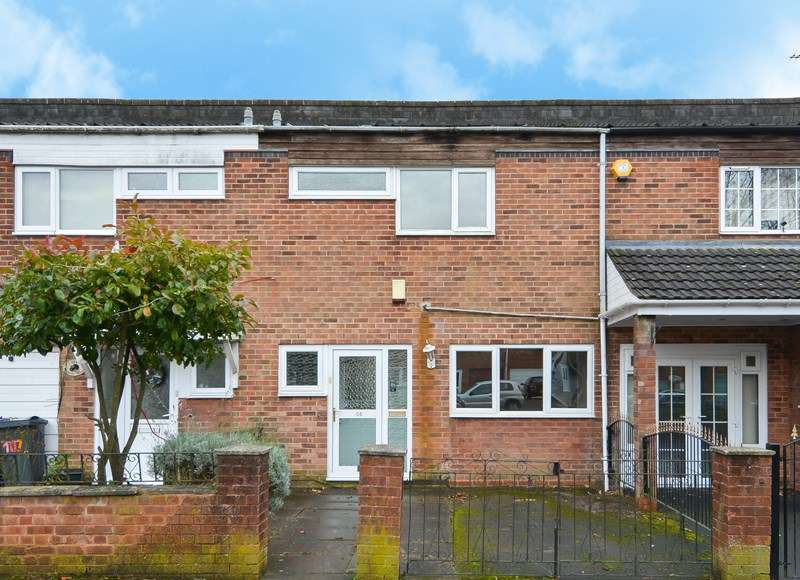 3 Bedrooms Terraced House for sale in Rickyard Piece, Quinton, Birmingham