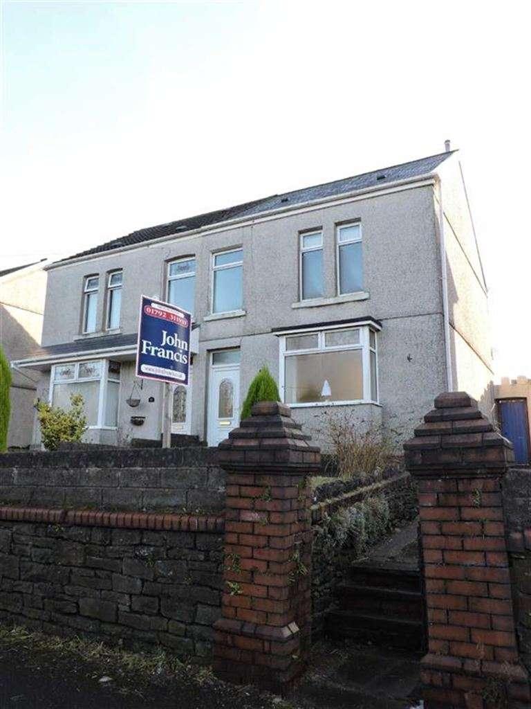 3 Bedrooms Property for sale in Llwyn Crwn Road, Llansamlet