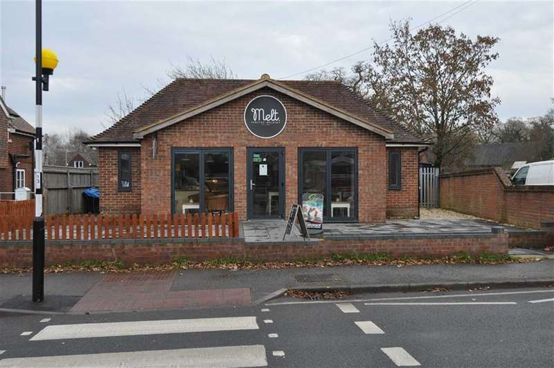 Property for sale in Lyndhurst Road, Brockenhurst, Hampshire