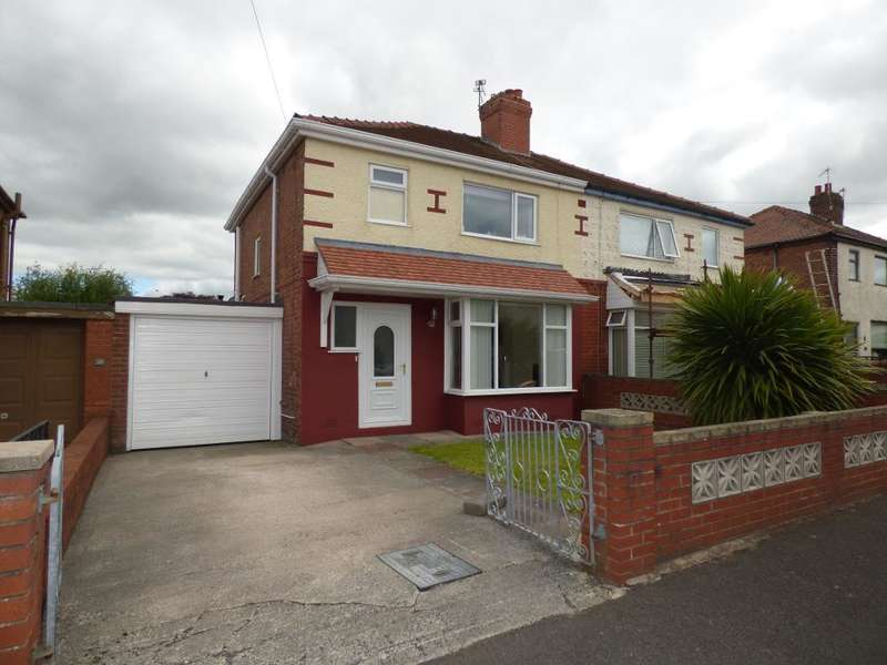 3 Bedrooms Semi Detached House for sale in Lancaster Avenue, Thornton Cleveleys, Lancashire, FY5 4NN
