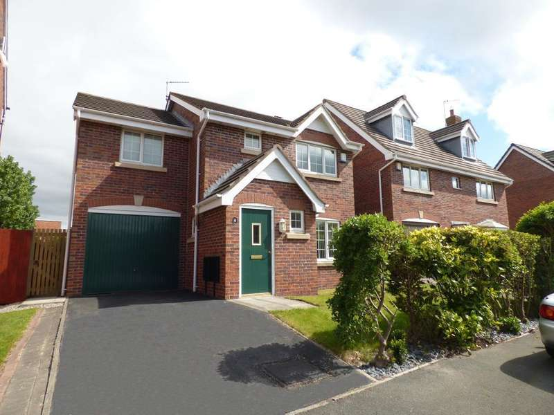 4 Bedrooms Detached House for sale in Bearwood Way, Thornton Cleveleys, Lancashire, FY5 4FP