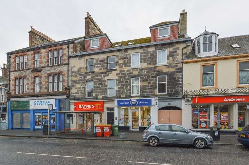 3 Bedrooms Flat for sale in 104e North High Street, Musselburgh, East Lothian, EH21 6AS