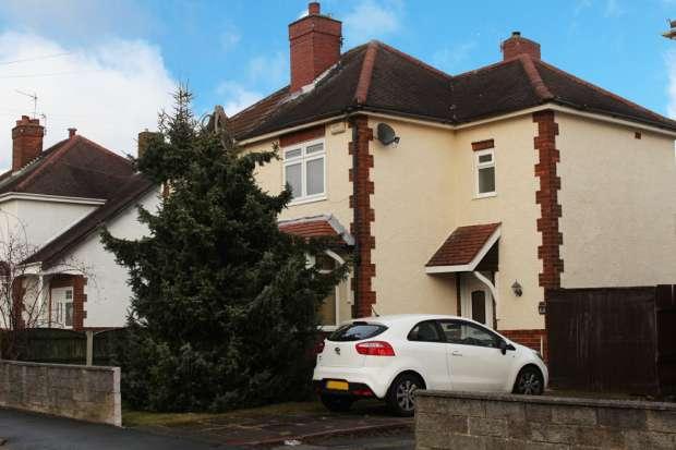 3 Bedrooms Semi Detached House for sale in Chadwick Avenue, Derby, Derbyshire, DE24 9DH