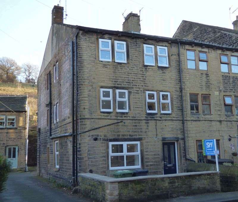 3 Bedrooms Terraced House for sale in Huddersfield Road, Holmfirth