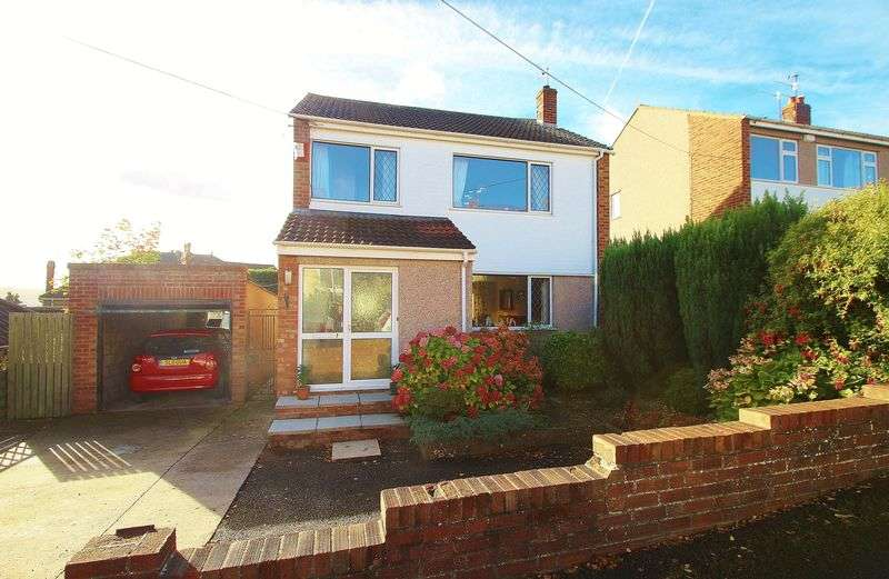 3 Bedrooms Detached House for sale in Gardner Road, Portishead.