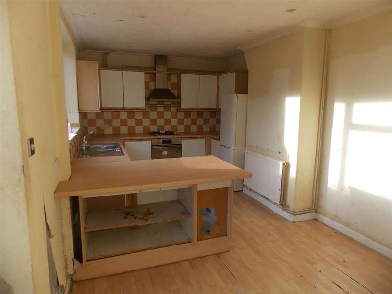 3 Bedrooms Terraced House for sale in Worsted Green, Merstham, Redhill, Surrey