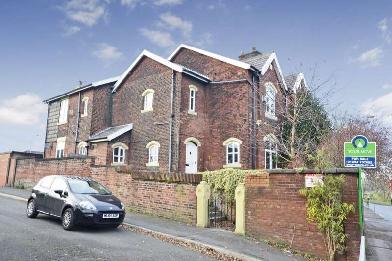 4 Bedrooms Semi Detached House for sale in Manchester Road, Bolton, BL3