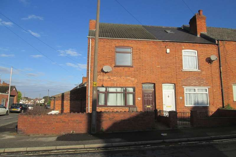 2 Bedrooms Property for sale in Lordens Hill, Dinnington, Sheffield, S25