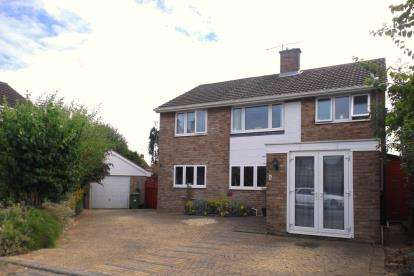 5 Bedrooms Detached House for sale in Hedge End, Southampton, Hampshire