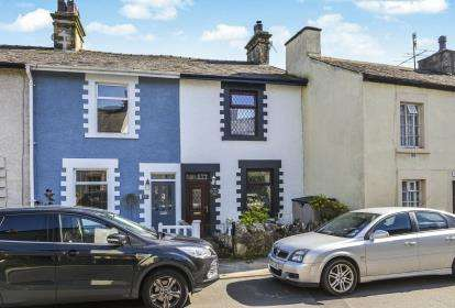 2 Bedrooms Terraced House for sale in Main Street, Warton, Carnforth, LA5