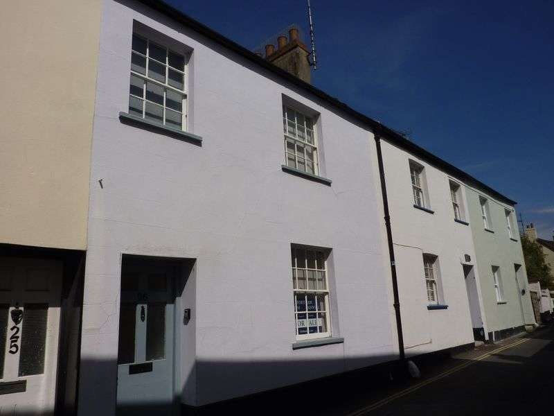 3 Bedrooms Terraced House for sale in Coombe Street, Lyme Regis